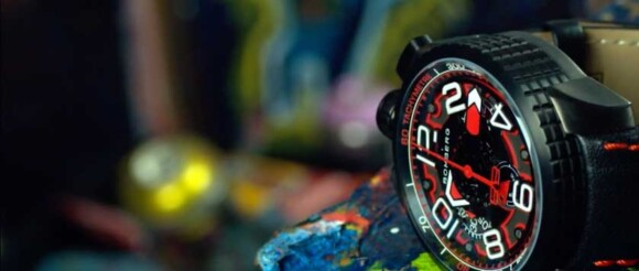 Bomberg – Time Piece